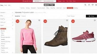 Lupa.cz: About You nezvládl komunikaci a logistiku