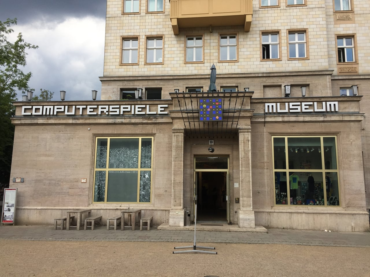 Computerspielemuseum, videoherní muzeum v Berlíně
