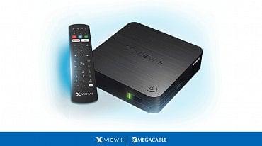 4K STB služby Xview+ mexického operátora Megacable