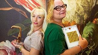 Podnikatel.cz: Dvě kamarádky spojily kafe a design