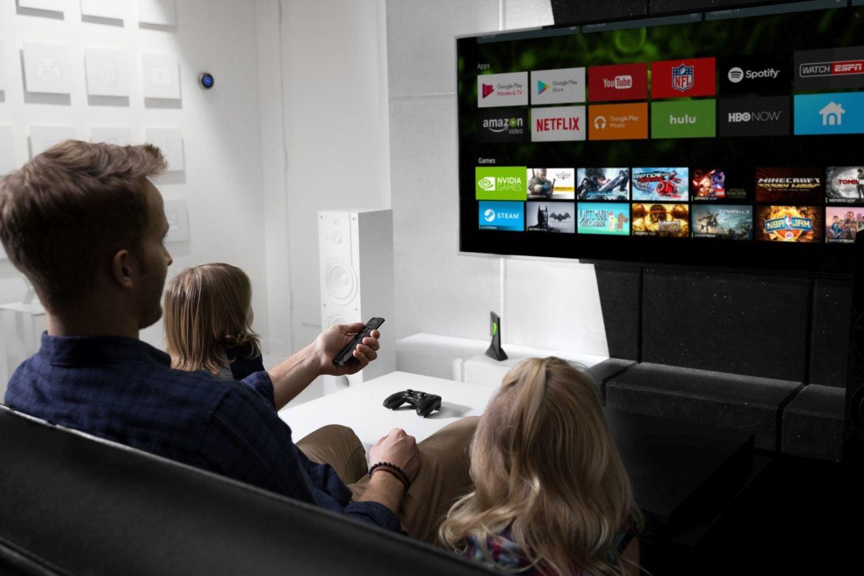 Nvidia Shield TV - 2017