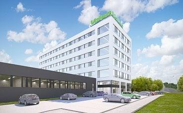 Vývojové centrum Valeo v Praze.