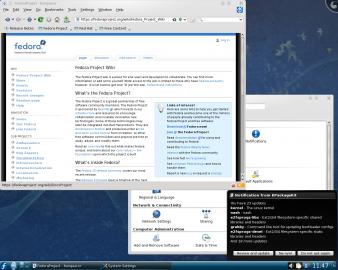 Fedora 11 KDE