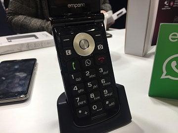 Telefon od emporia telecom