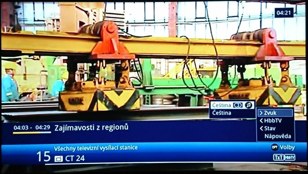 Technisat Digipal Isio HD - NAV a OPT