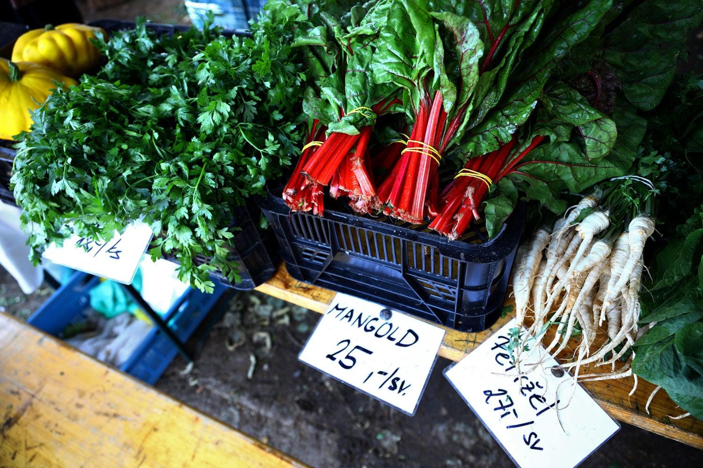 Farmářské trhy, Praha 2018