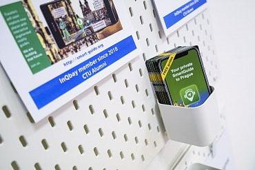 Smartguide je aplikace usnadňující turistům orientaci v neznámých městech.