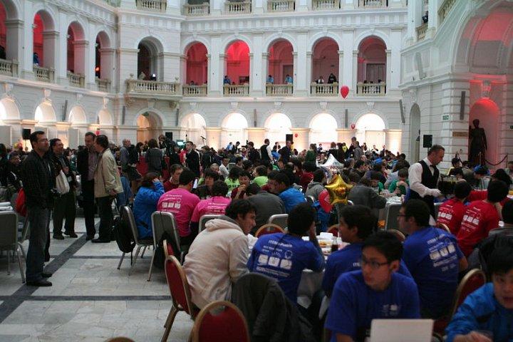 ICPC finále Varšava 2012