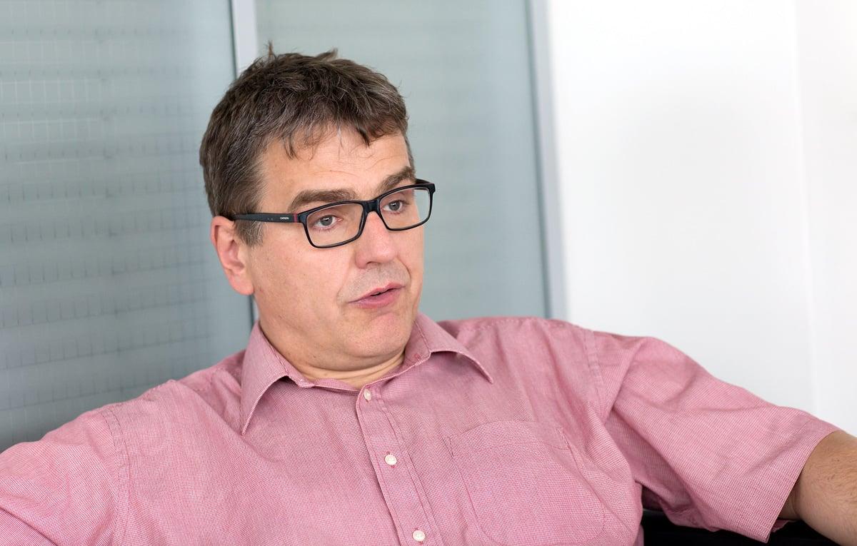 Petr Horák, ředitel nových projektů TV Nova