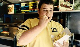 Fast food je hladové jídlo