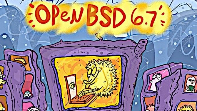 OpenBSD 6.7: vylepšený souborový systém apodpora pro Raspberry Pi 4nebo Pinebook