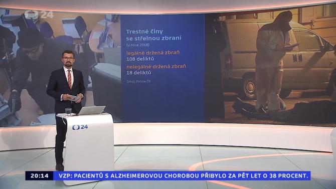 [aktualita] Pořad České televize o střelných zbraních nebyl objektivní, rozhodla vysílací rada