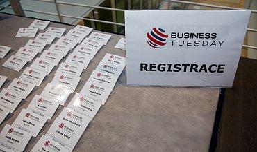 Registrace účastníků