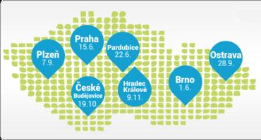 Android RoadShow 2013 - harmonogram