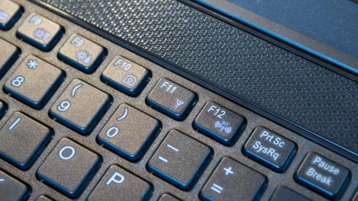 U některých počítačů najdete tlačítka, která slouží k zapnutí nebo vypnutí bezdrátového síťového adaptéru