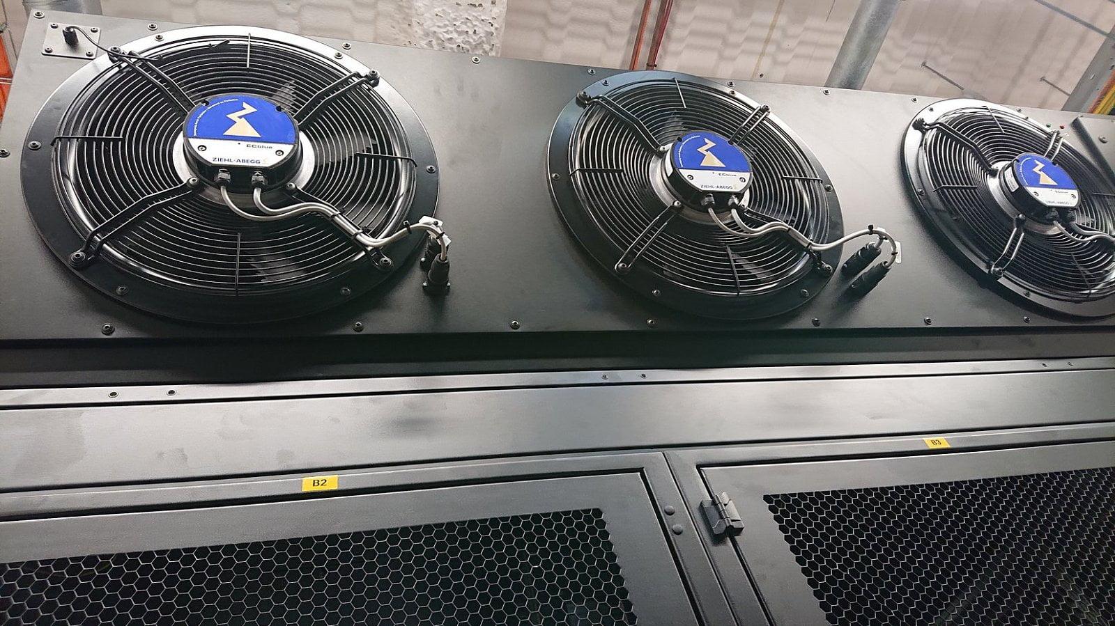 Chlazení CoolTop