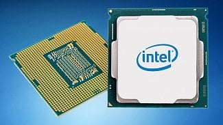 Intel procesor CPU