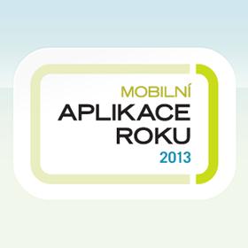 Logo Mobilní aplikace roku 2013 - vyhlášení