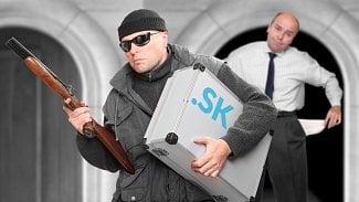 Root.cz: Podvodníci ukradli celou doménu .SK