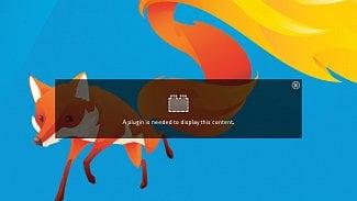 Firefox definitivně vypne staré NPAPI pluginy, zůstane jenFlash