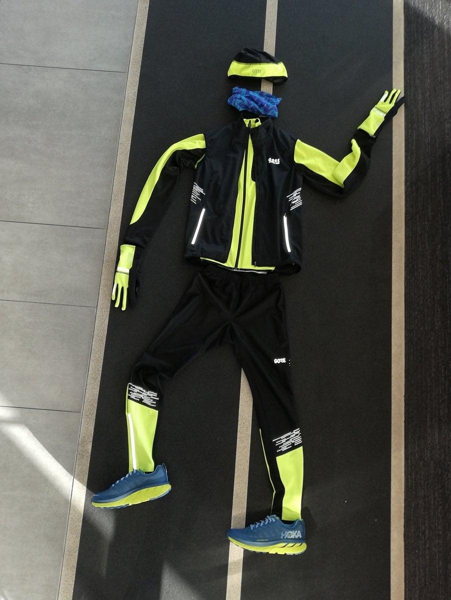 Jak se obléknout na běh v zimě