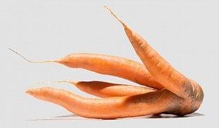 Ošklivá zelenina s10% slevou? Není to málo?