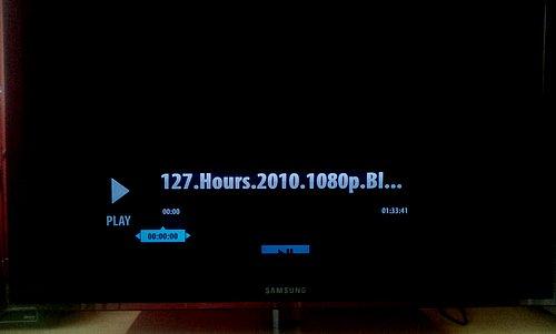 U některých filmů skončilo i začalo přehrávání pouze černou obrazovkou. Vybrané video se vůbec nespustilo.