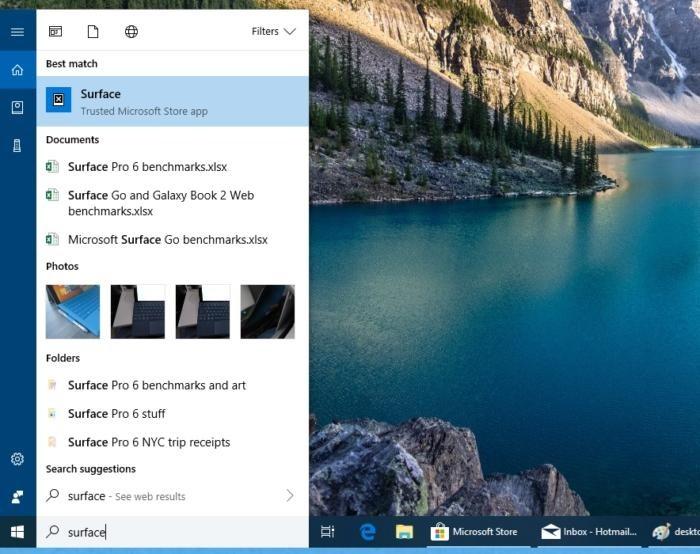 Tady vidíte důvod, proč je vhodné povolit operačnímu systému Windows přístup do vaší historie vyhledávání – ukážeme vám jak – a to níže v části věnované ochraně soukromí.