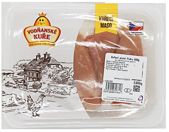 dTest: Kuřecí maso obsahovalo vodu, ale ne antibiotika