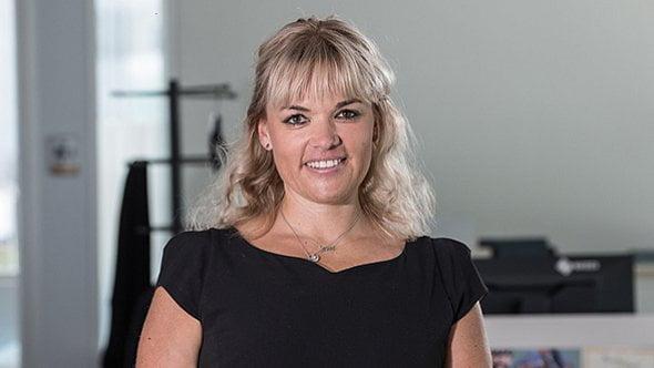 [aktualita] SAP má v Česku novou šéfku. Knap šel na poštu a střídá ho Součková