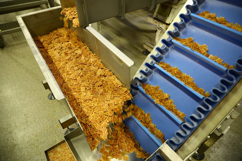 Jak se vyrábí chipsy