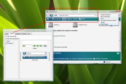 Pomocí Styler změní nejen Průzkumníka ve Windows XP
