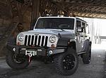 Jeep Wrangler COD MW3 – vojenská mobilizace