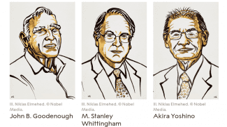 Nobelova cena za chemii 2019