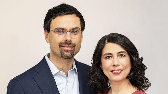 [aktualita] Šéf Avastu Ondřej Vlček s manželkou Katarínou dají na pomoc nemocným dětem 1,5 miliardy Kč