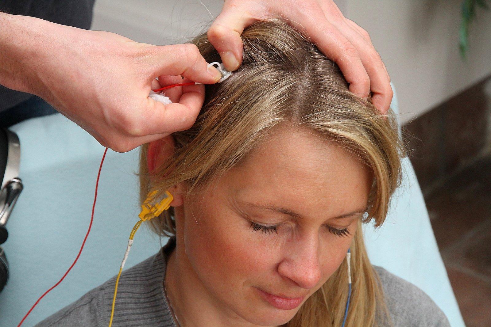 Biofeedback: mozek si hraje - a posiluje