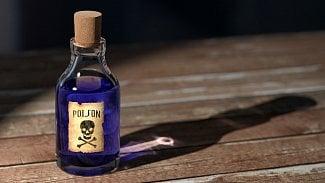 Jed jedovatý poison