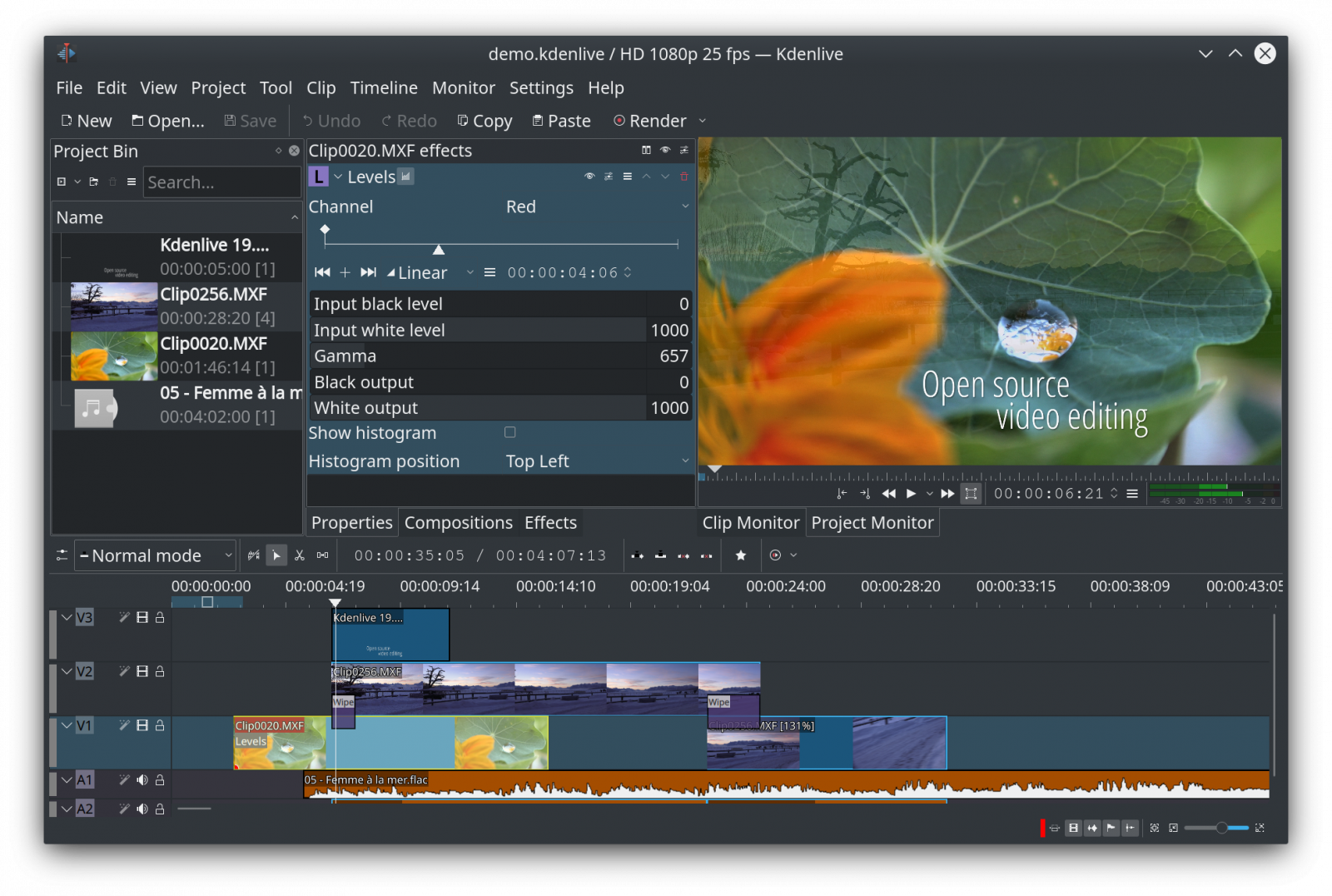 KDE Applications 19.08