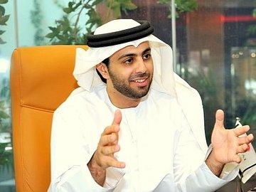 Malek Al Malek, výkonný ředitel Dubai Internet City a Dubai Outsource Zone.