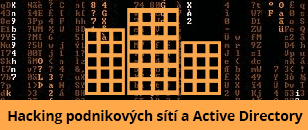 Hacking podnikových sítí a Active Directory