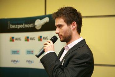 Gabriel Kalapoš, manažer platební brány PayU