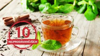 10nejžádanějších bylinných čajů