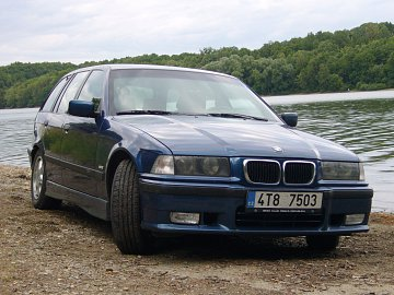 BMW 316i Touring