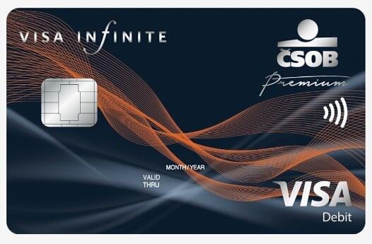 ČSOB Visa Infinite