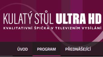 DigiZone.cz: Kulatý stůl oUltra HD bez příkras