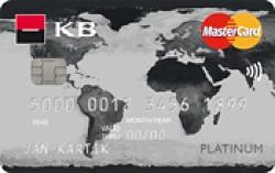 Mastercard Platinum Komercni Banka A S Srovnani Od Mesec Cz