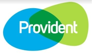 Nové logo Provident