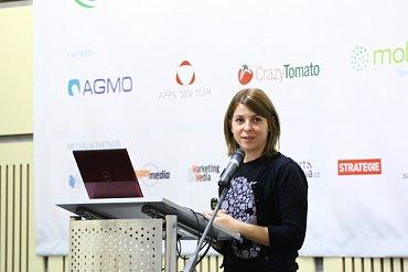 Cristina Riesen - General Manager Evernote v Evropě