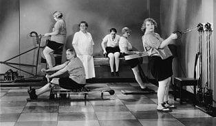 10000kroků denně vám ke zhubnutí nestačí