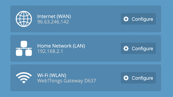 [aktualita] Mozilla vydává software WebThings Gateway pro český router Turris Omnia